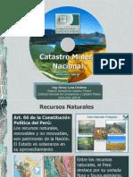 002 Catastro_Minero_Nacional