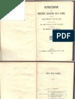 Istruzione Sulle Operazioni Secondarie Della Guerra (1859)