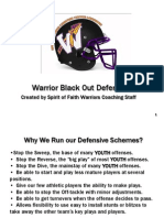 Warrior Defense 2011