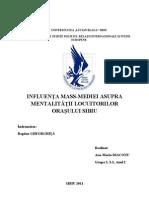Influenta MassMedia(2)