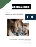 Manuel Fuentes Rivera - Mujer, no me quiebres las gónadas