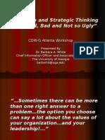 CDW G Presentation