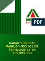 Criterios de Clasificación Para Fertilizantes Usados - Ing