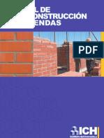 Manual Autoconstruccion Viviendas ICH