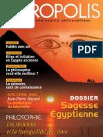 Sagesse Égyptienne revue181
