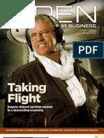 Open For Business Magazine - October/November 2011 Issue
