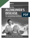 Alzhaimer Disease