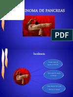 PRESENTACION DE PANCREAS