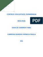 Guiia fiinaL....bioiLogiia!