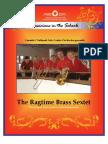 Teacher Study Guide - Nac Ragtime Brass Sextet