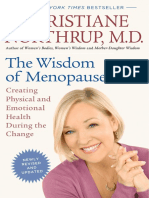 The Wisdom of Menopause by Dr. Christiane Northrup