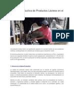 Cadena Productiva de Productos Lácteos en el Perú