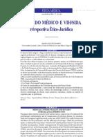Segredo médico e HIV-AIDS - Perspectiva ético-jurídica