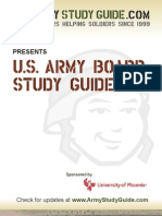Board Study Guide 5 3