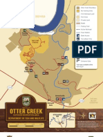 KF&W Map of Otter Creek Park