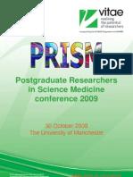 PRISM Conference Pack