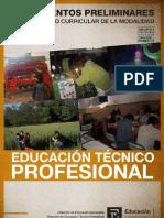 Cuadernillo Lineamientos Prelim in Ares ETP Entre Rios Res609 09