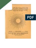 La Iniciacion Julio 1943