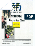 GEET - Small Engine Conversion Plans[1]