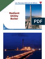 BnW_Radiant Sub Critical Utility Boilers