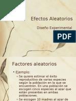 Clase 8 Factores Aleatorios