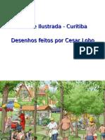 Ilustrações de Curitiba