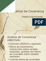 Clase 11 Análisis de Covarianza
