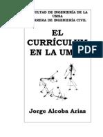 El currículum en la UMSA
