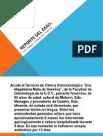 Reporte Del Caso