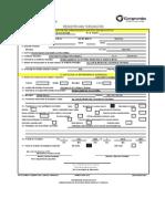 Registro Autorizacion Nuevo