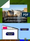 Seminar on Sustainable Buildings
