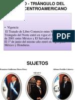 MÉXICO - TRIÁNGULO DEL NORTE CENTROAMERICANO