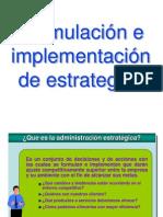ion e Implementacion de Estrategias