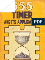 Electronic A 555 Timer Its Applications