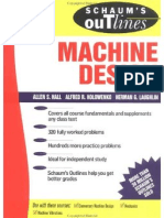 Schaum Machine Design