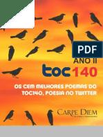 Os 100 melhores do TOC140 - Ano II