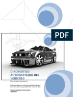 Informe de Diagnostico Automatizado Del Vehiculo PDF