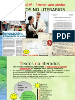 Textos No Literarios COKA SANTANA