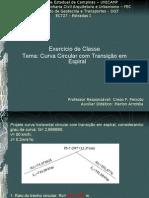 EC p242 Geom Vias Curva Transição
