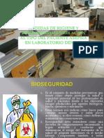 MEDIDAS D.. Higiene en El Lab Oratorio Dental22