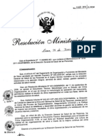 RM468-2011-MINSA Metodologia para el Estudio del Clima Organizacional v.02.