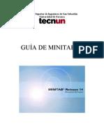 Manual de Minitab 14