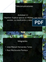 PresentacionModems