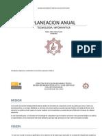 Plan Anual a 2011-2012 Arzola Respaldo