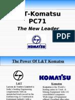 L&T Komatsu Refined)