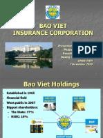 Bao Viet Ins. Corp
