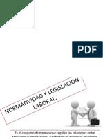 Normatividad y ion Laboral