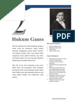 Bab 02 Hukum Gauss