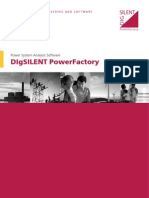 Power Factory Flyer