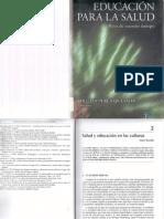 Salud y educación en las culturas_2004
